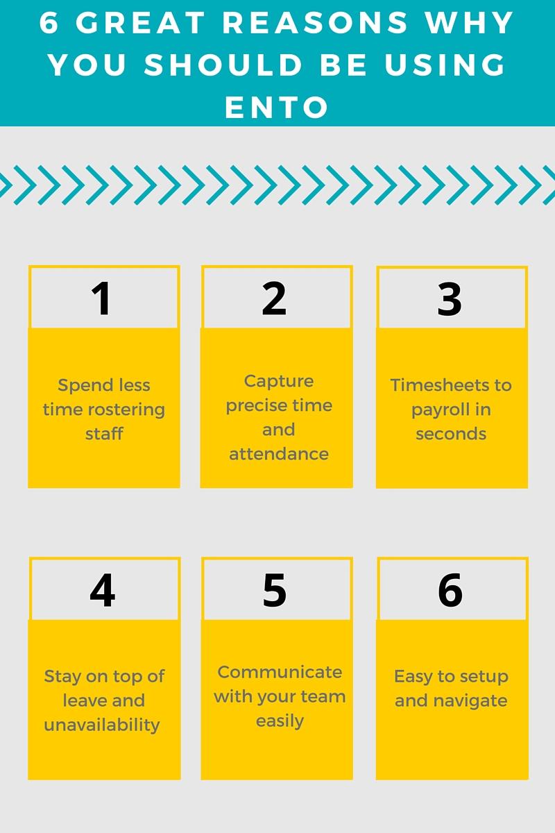 6 reasons to use Ento